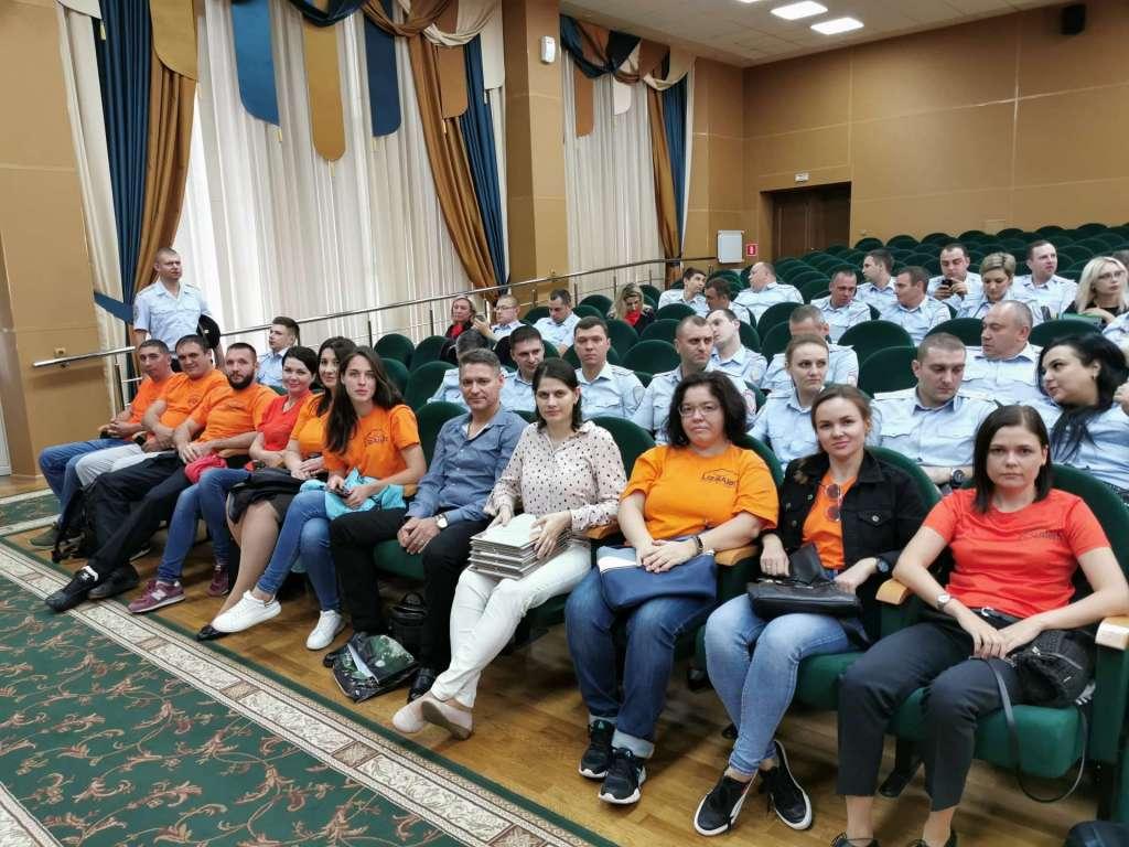 Добровольцев «Лиза Алерт» наградили в ГУ МВД России по Краснодарскому краю