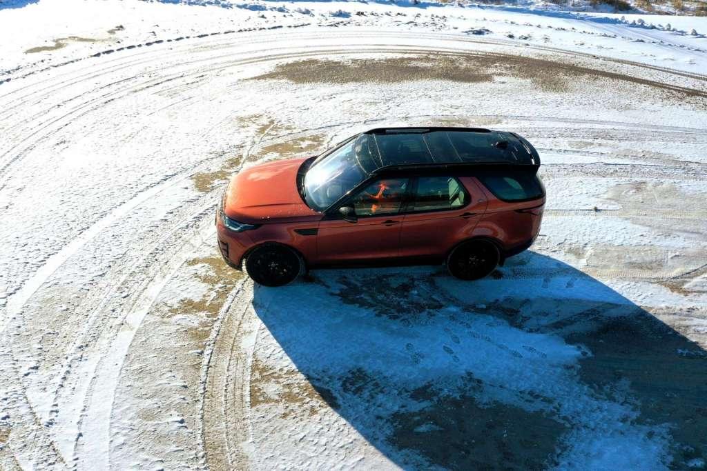 Новые партнеры: Jaguar Land Rover Россия