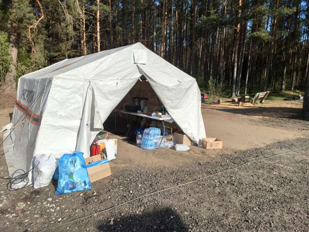 Пропавшая в Псковской области трехлетняя Варя до сих пор не найдена…
